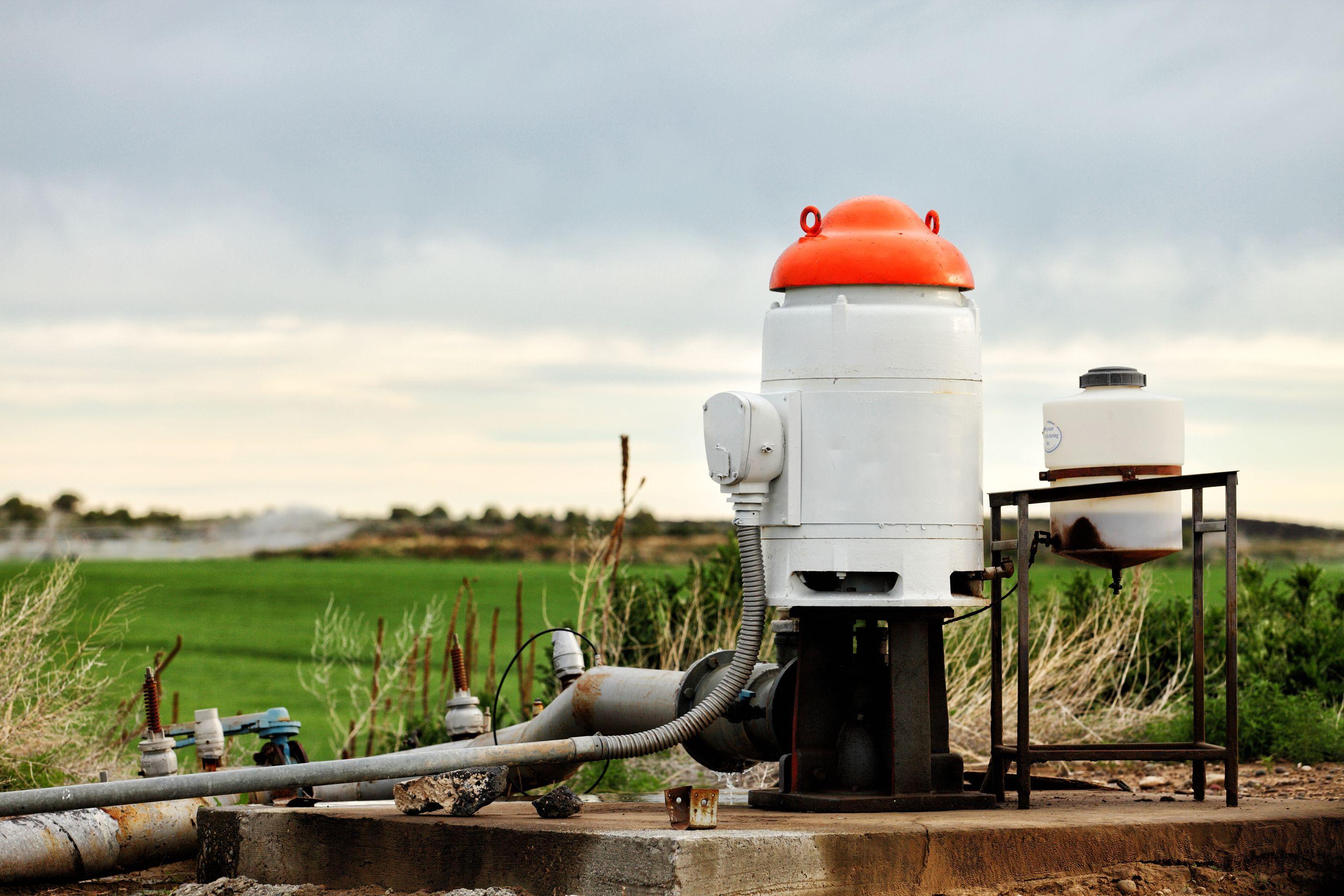 wells-pumps